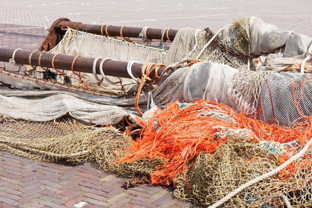 рыболовная сеть трал
