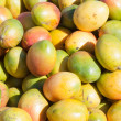 Ripe mangoes ready for sale — Stock Photo #11314667