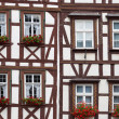 Royalty-Free Stock Photo: Historic half-timbered houses in  Germany