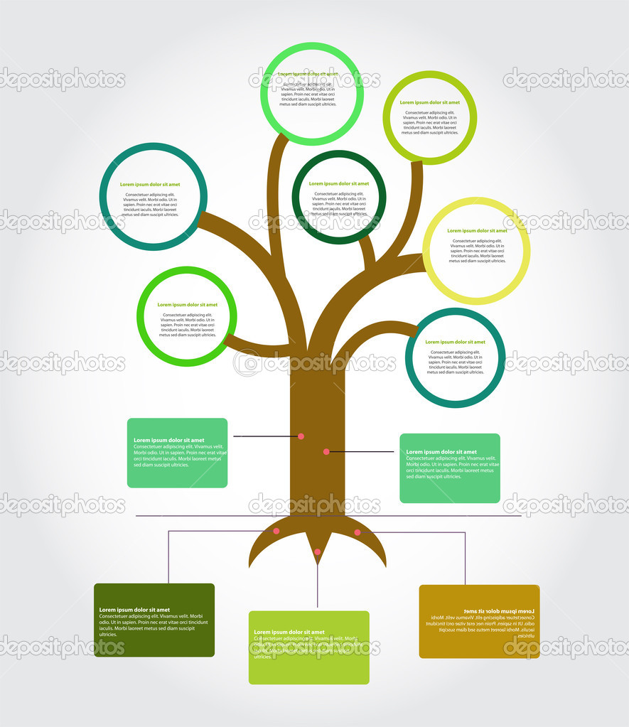 Family Tree Diagram Template Okl Mindsprout Co