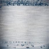 Brushed metal background — Stock Photo