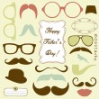 Royalty-Free Stock Vector Image: Happy Fathers day