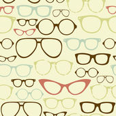 Gafas retro — Vector de stock