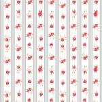 Vintage rose pattern, vector illustration — Stock Vector