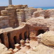 Romruins in Caesaria, Israel — Stock Photo #10946065