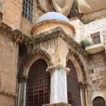 Jerusalem Church of the Resurrection — Stock Photo #10953955