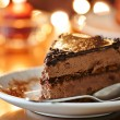 Chocolate Cake — Stock Photo #12002438