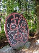 Swedish rune — Stock Photo