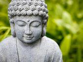 Smiling Buddha — Stock Photo
