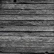 Stock Photo: Weathered wood barn siding