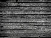 Verweerde houten schuur gevelbekleding — Stockfoto
