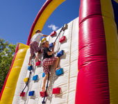 Obstacle course — Stock Photo