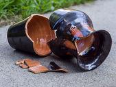 Broken vase — Stock Photo