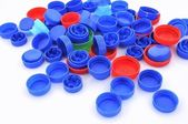 Plastic recycling. — Stock Photo