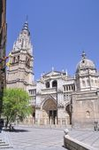 Toledo cathedral, Spain. — Stock Photo
