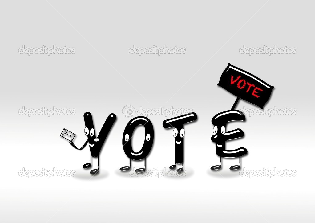 Vote. — Stock Photo #12107965
