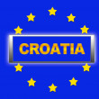 Croatia. — Stock Photo