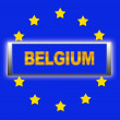 Belgium. — Stock Photo