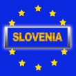 Slovenia. — Stock Photo