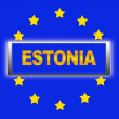 Estonia. — Stock Photo