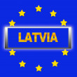 Latvia. — Stock Photo