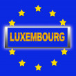 Luxembourg. — Stock Photo