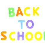Back to school. — Stock Photo #12289642