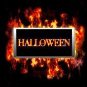 Halloween-nacht — Stockfoto
