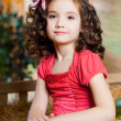 Ñhild, a little beautiful girl — Stock Photo #11292524