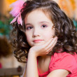 Ñhild, a little beautiful girl — Stock Photo #11292531