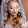 Beautiful bride — Stock Photo #11293521