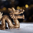 Dragon symbol of year 2012 — Stock Photo #11294218