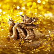 Dragon symbol of the year 2012 - Stock Photo