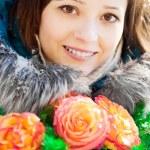 Winter woman — Stock Photo #11943423