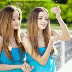Twins — Stock Photo #11945253