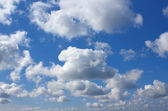 Beautiful clouds — Stock Photo