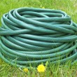 Royalty-Free Stock Photo: Garden hose for water