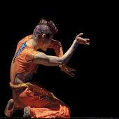 中国の現代ダンサー — ストック写真