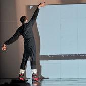 Francés bailarín moderno — Foto de Stock