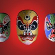 Mask of chinese opera — Stock Photo #10794864