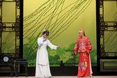 Pretty chinese traditional opera actress — Stock Photo
