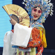 Pretty chinese traditional opera actress — Stock Photo #10843789