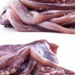 Stock Photo: Fresh tentacles of squid