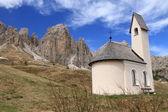 Alps - Dolomite Alps — Stock Photo