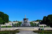 Vigeland park — Stock Photo