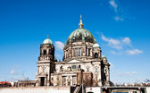 Berlin Cathedral Berliner Dom — Stock Photo