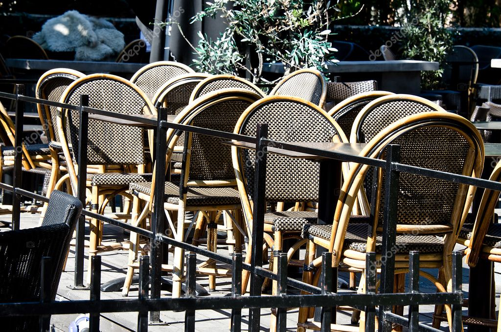 Outdoor cafe — Foto de Stock   #11513184