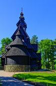 Kostel oslo — Stock fotografie