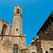 Royalty-Free Stock Photo: Santa Maria del Mar