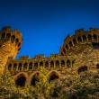 Castle lloret hdr - Stock Photo